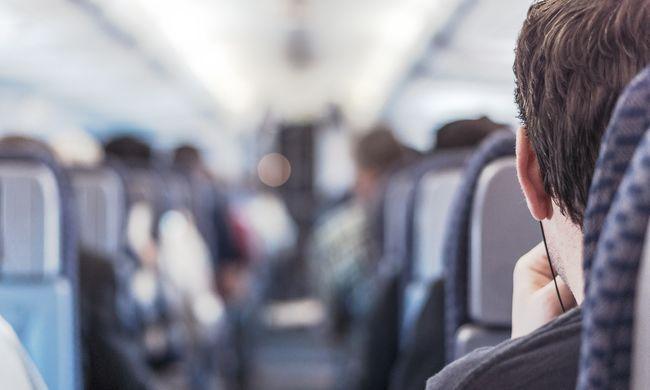 Kövér utas mellé ültették, 3 milliót követel a légitársaságtól egy férfi