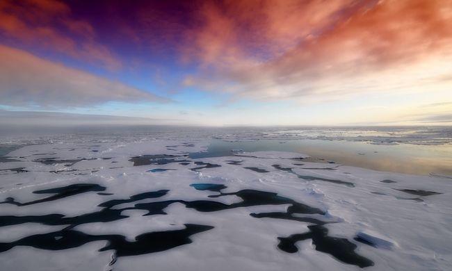 Szokatlan lyukakra bukkantak az Arktiszon, a kutatók is tanácstalanok