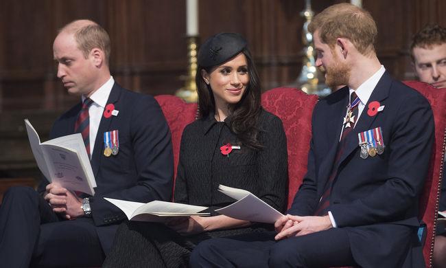 Harry herceg fontos feladatot adott a bátyjának