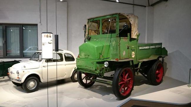 A Német Műszaki Múzeum autócsodái - 1. rész (1886-1935)
