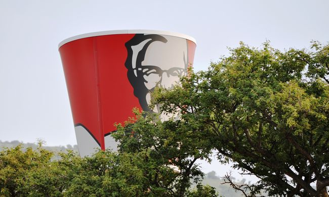 Hihetetlen, miért tetováltatta a szájára a KFC nevét egy fiatal lány