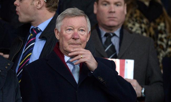 Jó hírek jöttek Sir Alex Ferguson állapotáról