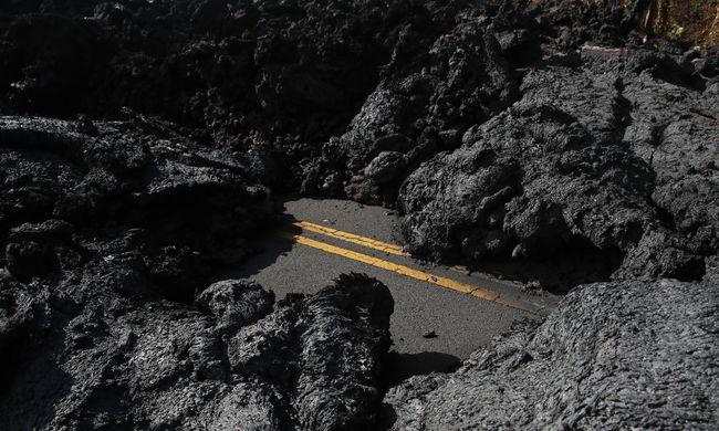Így néz ki Hawaii a vulkánkitörés után