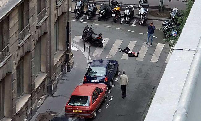 Párizsi terrortámadás: az elkövető metróval érkezett a helyszínre