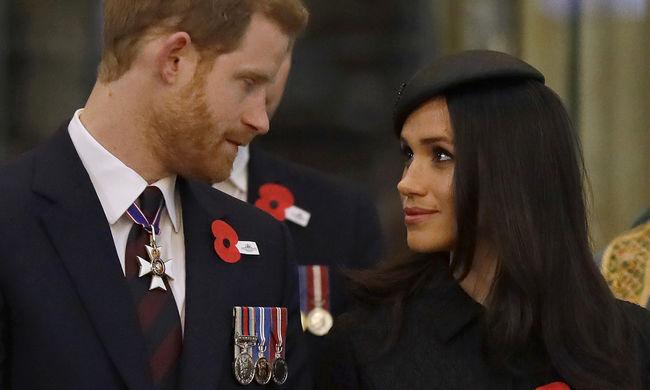 Telefonon beszélt Thomas Markle és Harry herceg, fontos dolgot kért a hercegné apja