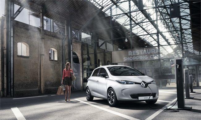 Renault Zoe, a villanyos hatótáv-bajnok