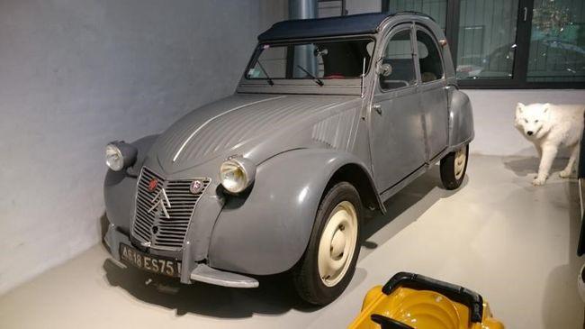 Német Műszaki Múzeum autócsodái - 2. rész (1950-1983)