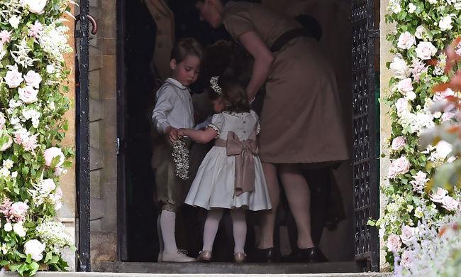 Vilmos herceg és Katalin hercegné gyermekei újra magukra vonhatják a világ figyelmét
