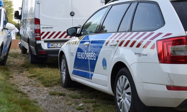 Öngyilkosságot akadályoztak meg a magyar rendőrök, a férfi már nem is lélegzett