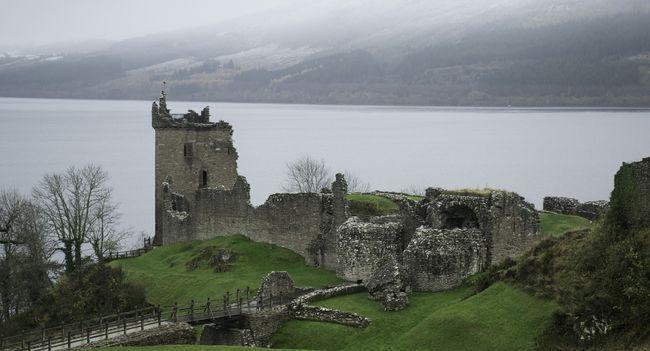 """""""Ezer ember nem tévedhet"""" - tudós keresi a tóban a Loch Ness-i szörny DNS-ét"""