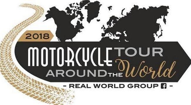 Utazás motorkerékpárral a Föld körül
