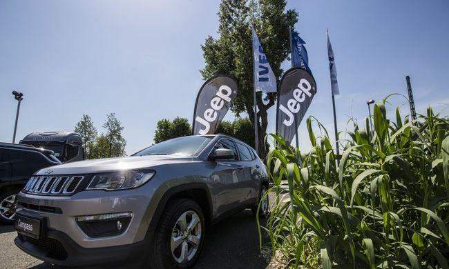 Jeep: járatlan utakon a márkanagykövetért