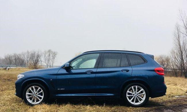 BMW X3 30d xDrive teszt: a dízel utolsó megkísértése
