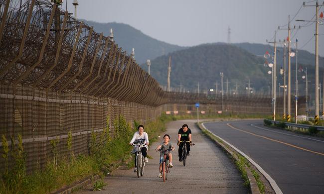 Felpezsdültek a tárgyalások: Észak-Korea több fronton is egyeztet