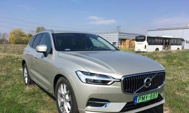 Dízel vagy hibrid? Melyik a jobb Volvo XC60?