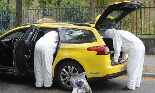 Itt vannak a részletek, így történt a budapesti taxis megtámadása