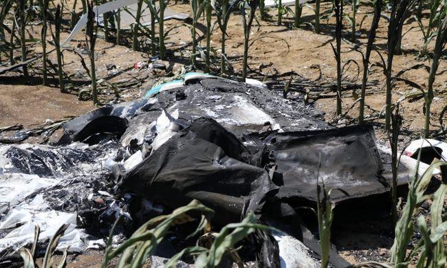"""Baranya megyei repülőtragédia: """"a baleset nem volt túlélhető"""""""