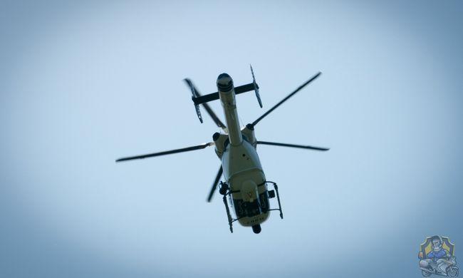 Rendőrségi helikopterek jelentek meg Pest megyében, megjárták a szabálytalan sofőrök