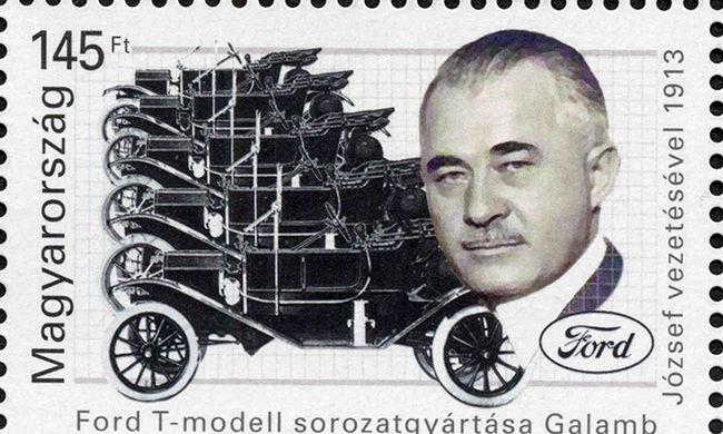 Ford T-modell találkozó Makón - Galamb Józsefre emlékeztek