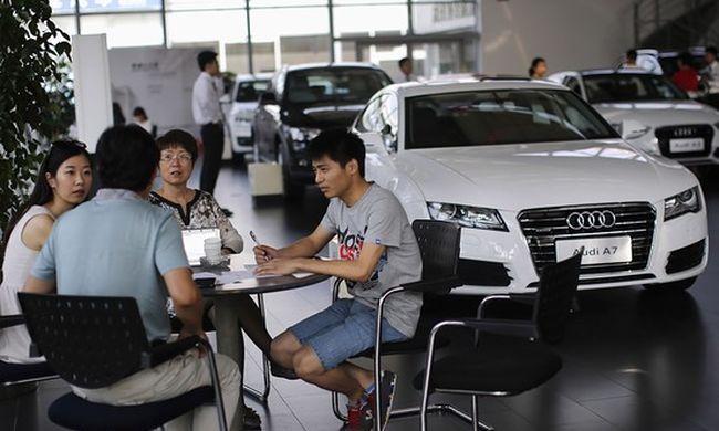 Aranyláz 2.0 - Autóipar Kínában