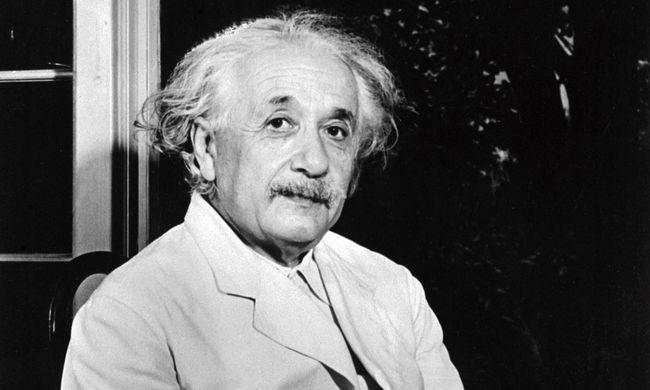 Döbbenetes dolgok derültek ki Einstein naplójából, valójában ezt gondolta