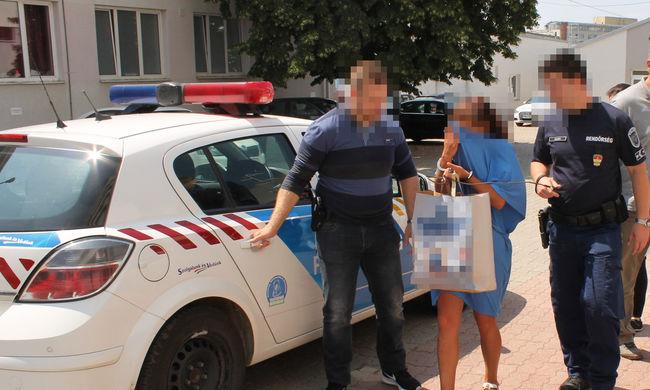 Veszélyes anyaggal kereskedtek: lebukott a Veszprém megyei bűnbanda