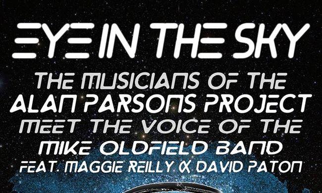 Az APP zenészei egyesülnek Mike Oldfield Band hangjával