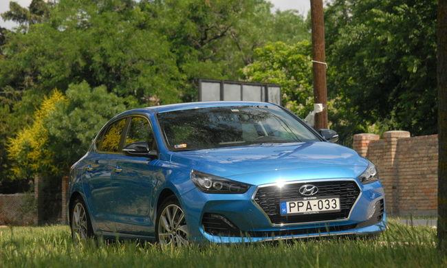 Ez a Hyundai már nem az a Hyundai - i30 Fastback 1.4T-GDi DCT Premium