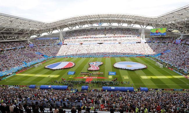 Megvan a futball világbajnokság első halálos áldozota
