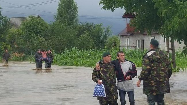 Halálos áldozata is van a romániai árvíznek