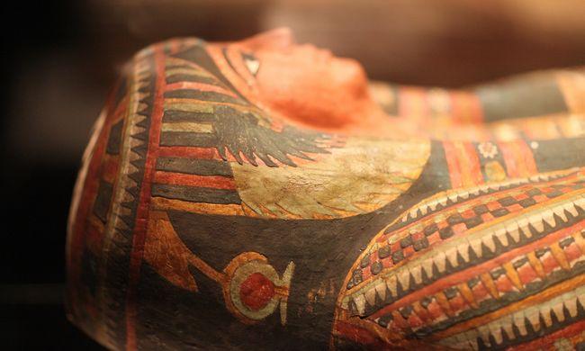 Óriási szarkofágot találtak a régészek, de nem tudják, hogy kié lehet