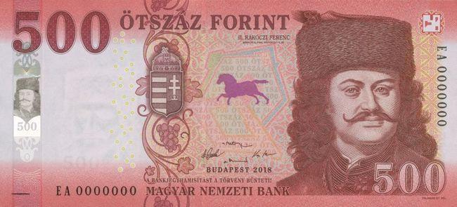Megújul az ötszázas, eddig fizethet a régi bankjeggyel
