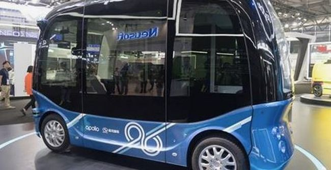 Mint a filmekben: megkezdik az önvezető buszok tömeggyártását