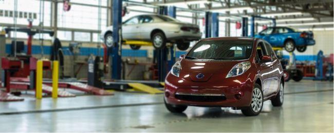 Elektromos autók - hol javítják őket?