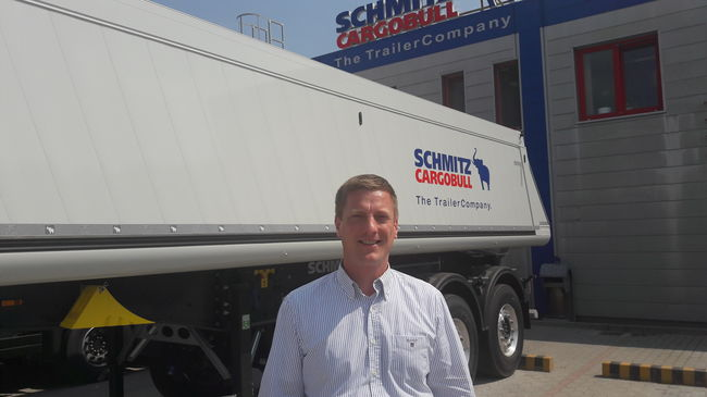"""""""Sofőrt nem tudunk adni, de minden mást igen"""" - Interjú  Kolnhofer Bálinttal, a Schmitz Cargobull ügyvezetőjével (1)"""
