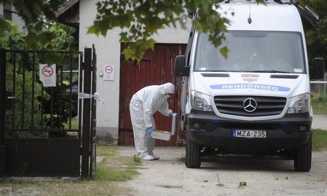 Elvesztette volna gyerekeit, ezért ölt a hivatalban a Pest megyei férfi