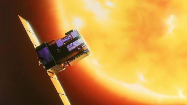 Rejtélyes Föld-méretű objektum hagyta el a Nap felszínét