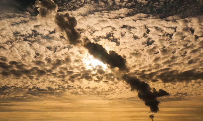 Továbbra is sok településen egészségtelen a levegő