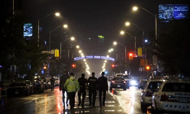 Megrázó részletek a torontói lövöldözésről, nőtt a halálos áldozatok száma