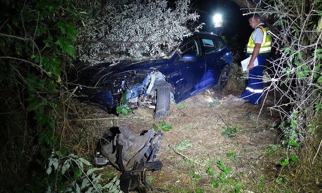 Tragédia történt éjjel Bács-Kiskun megyében, szörnyethalt egy férfi