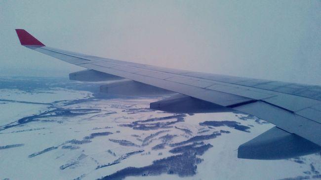 UFO ütközött egy repülővel Szibéria felett... eltűnt a gép orra!