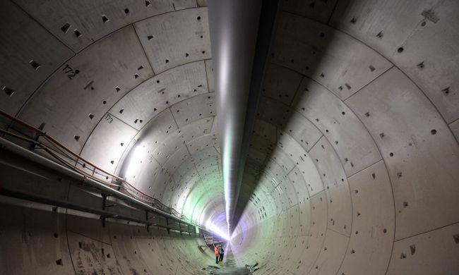 Ha azt hiszi felesleges dolgokra költi a pénzt, csak gondoljon erre az alagútra