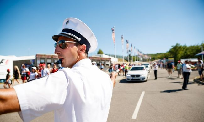 Erre kéri a rendőrség a Magyar Nagydíjra látogatókat