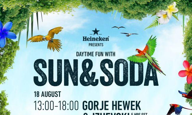 Hernan Cattaneo és Jan Blomqvist is imádta a Sun and Soda nappali bulisorozatot