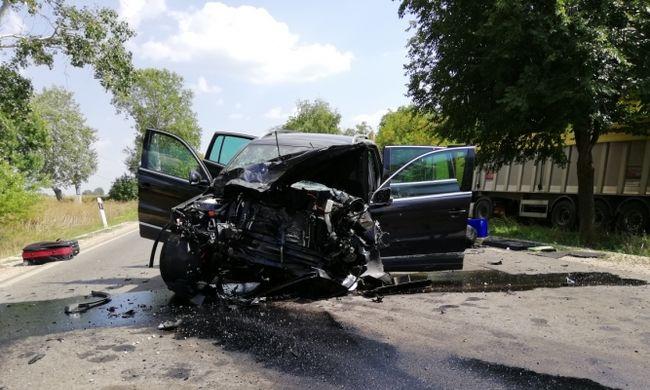 Most érkezett: borzasztó tragédia történt Békés megyében - fotók