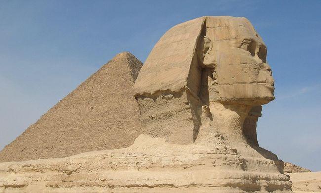 Döbbenet az ásatáson, macska- és szkarabeusz-múmiákat találtak Egyiptomban