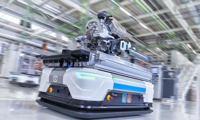 Győrben e-motorokat is gyárt az Audi