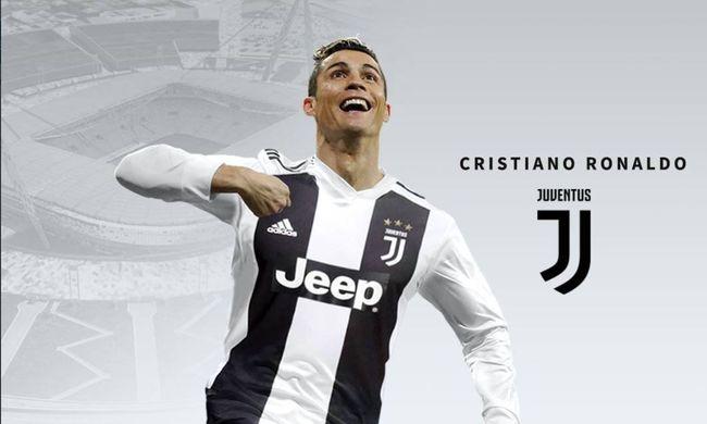 Nézd te is élőben Cristiano Ronaldo debütálását a Juventusban!