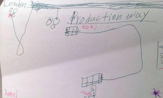 Pizsamában, rajzolt térképpel szökött meg két kislány, ez volt a tervük