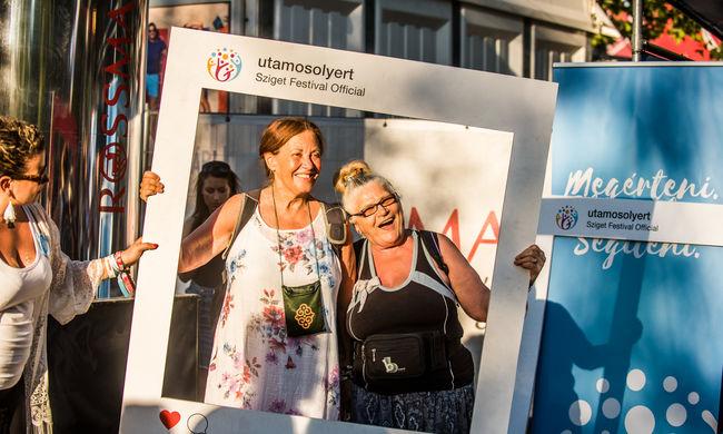 Óriási fesztiválsiker lett az Út a Mosolyért Alapítvány kezdeményezése